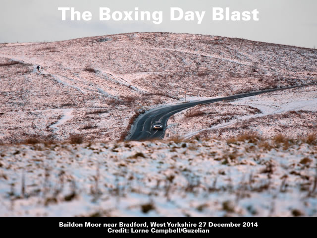 The Boxing Day Blast