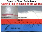 Couette Flow - Turbulence