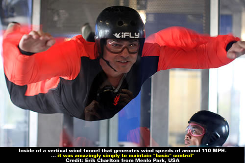 Vertical Wind Tunnel