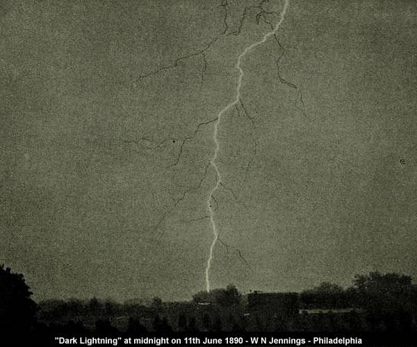 1890 Dark Lightning