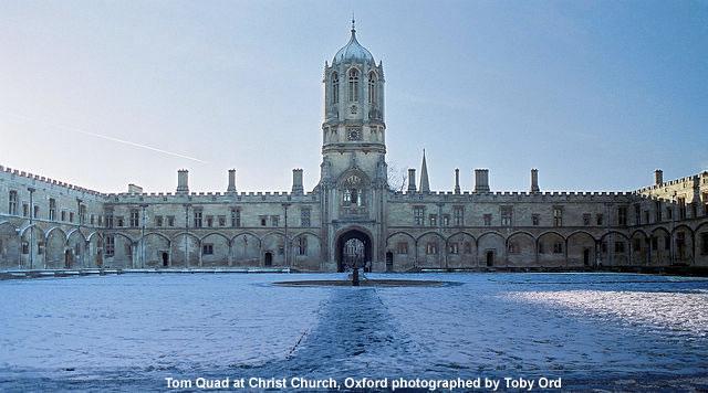 Christ Church - Oxford