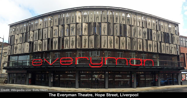 Everyman Theatre - Hope Street - Liverpool