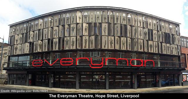 Everyman Theatre - Hope Street - Liverpool