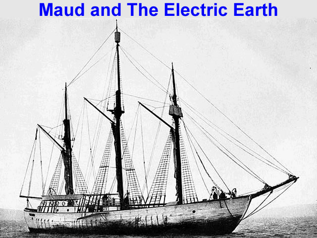 Maud and The Electric Earth