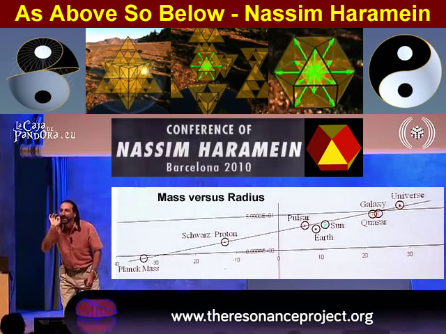 As Above So Below - Nassim Haramein