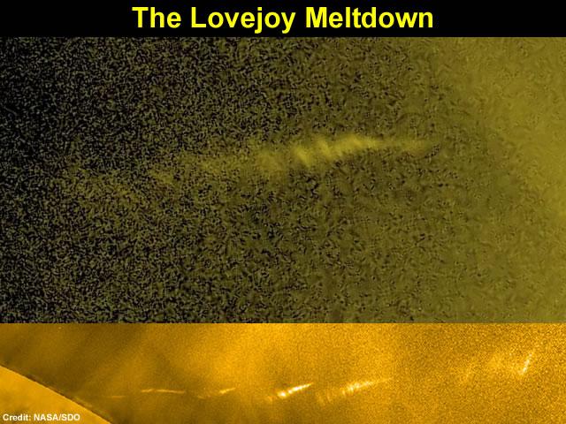 The Lovejoy Meltdown