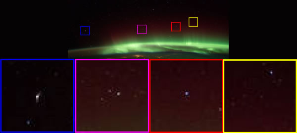 Aurora Borealis Zoom