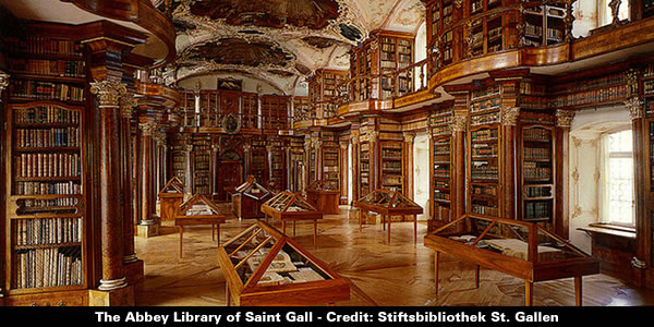 The Abbey Library of Saint Gall