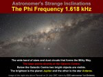 The Phi Frequency
