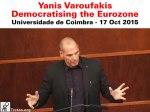Democratising the Eurozone