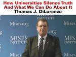 How Universities Silence Truth