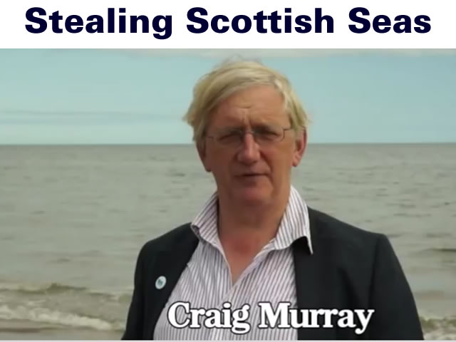 Stealing Scottish Seas