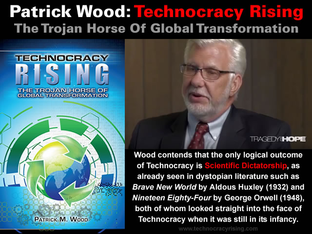 Patrick Wood - Technocracy Rising