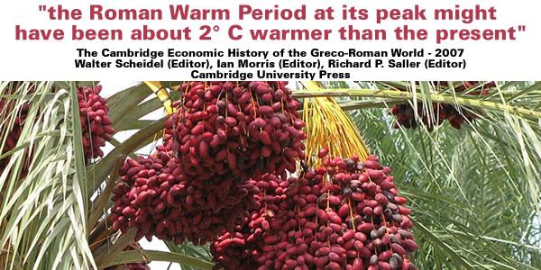 Roman Warm Period