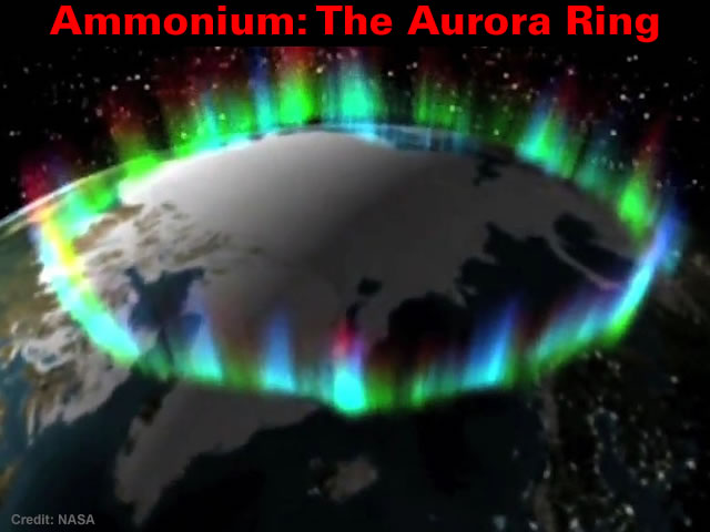 Ammonium - The Aurora Ring