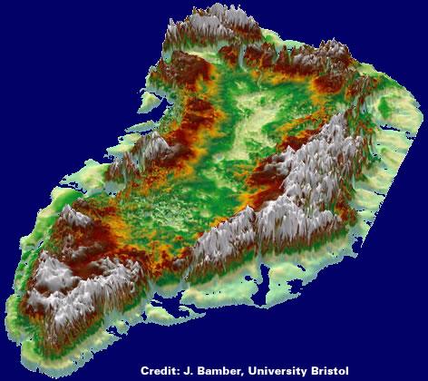Greenland basin