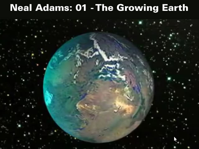 Neal Adams 01 The Growing Earth