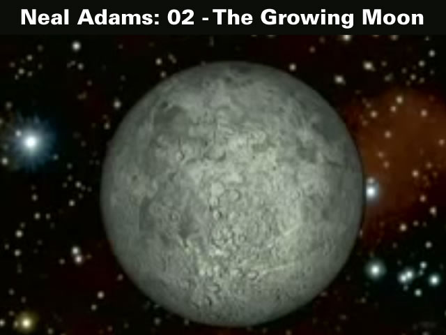 Neal Adams 02 - The Growing Moon