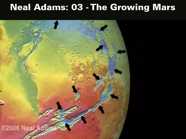 Neal Adams 03 - The Growing Mars