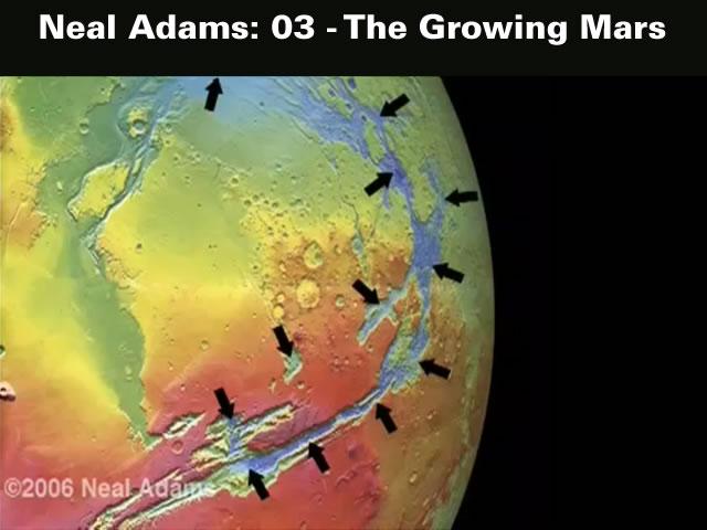 Neal Adams 03 - The Growing Mars