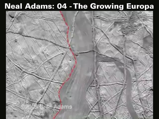 Neal Adams 04 - The Growing Europa