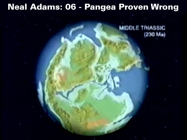 Neal Adams 06 - Pangea Proven Wrong