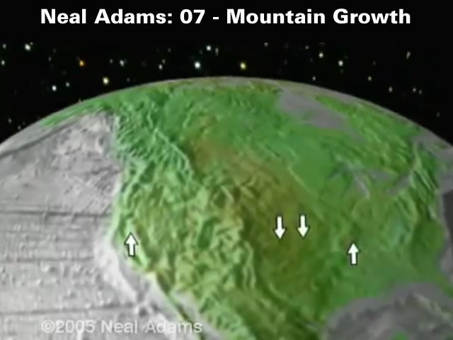 Neal Adams 07 - Mountain Growth