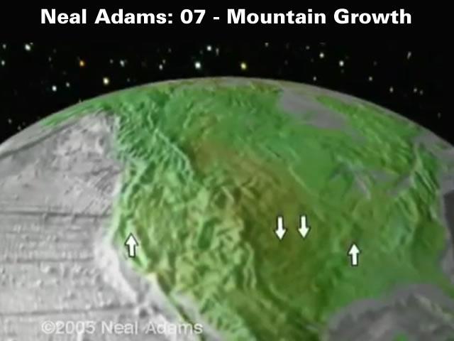 Neal Adams 07 - Mountain Growth