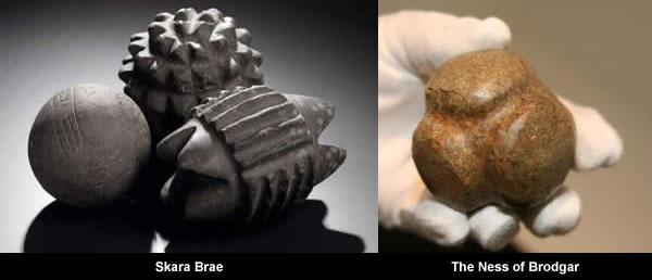 Orkney Ornamental Balls