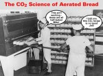 The CO2 Science of Aerated Bread