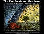 The Flat Earth and Sea Level