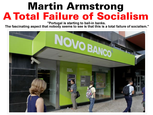 A total failure of socialism