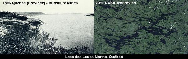 Lacs des Loups Marins