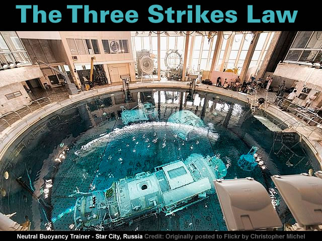 The Three Strikes Law