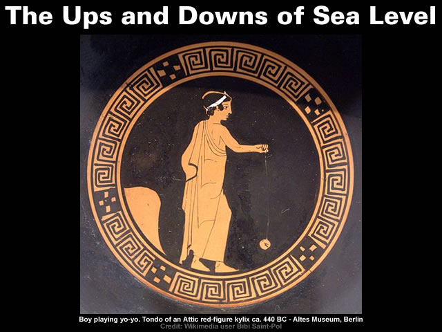 The Ups and Downs of Sea Level