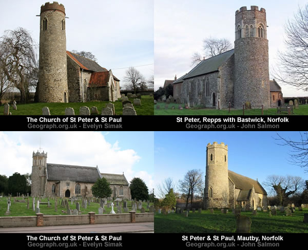 Round-Tower Churches