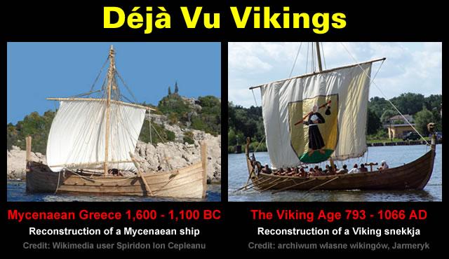 Viking Déjà Vu