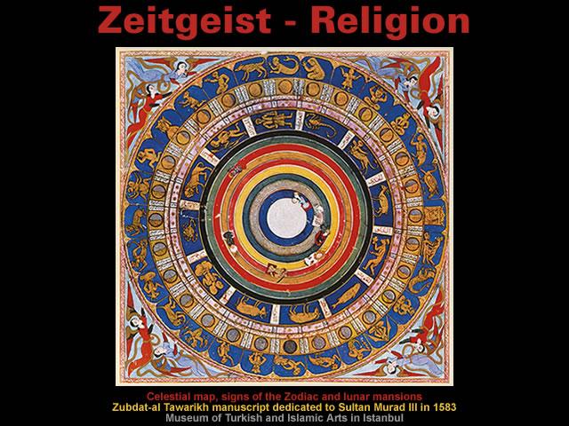 Zeitgeist - Religion