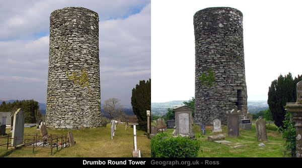 Drumbo Round Tower