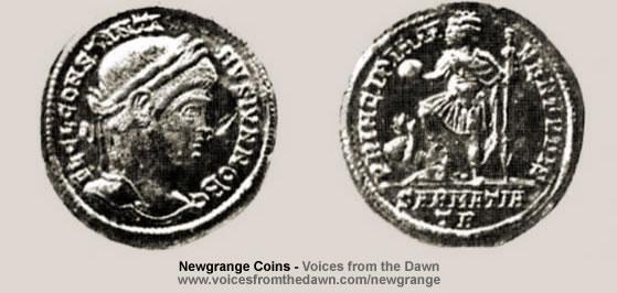 Newgrange Coins