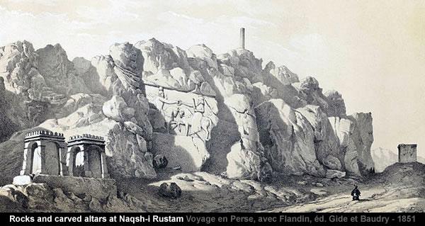Voyage en Perse - 1851