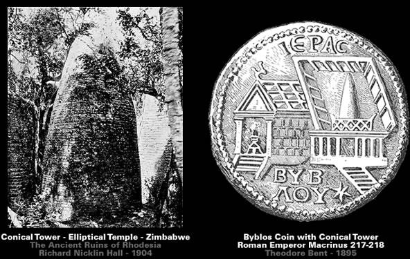 Byblos and Zimbabwe