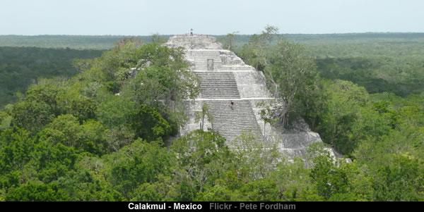 Calakmul - Mexico