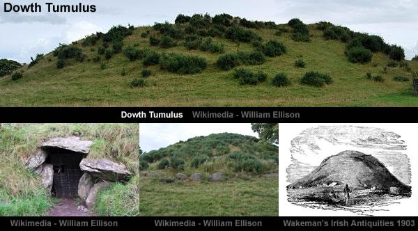 Dowth tumulus
