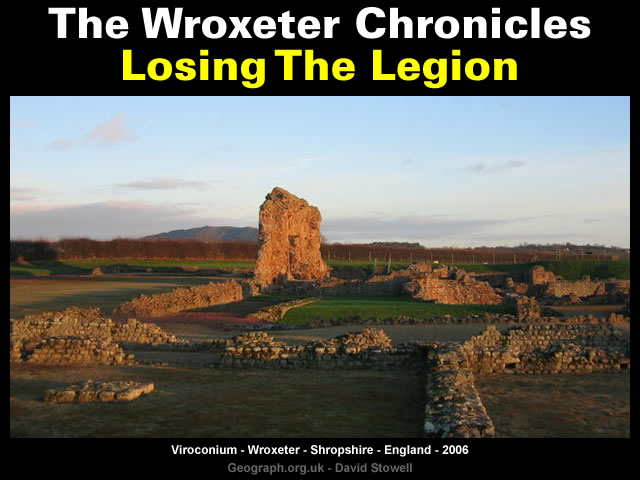 Losing The Legion