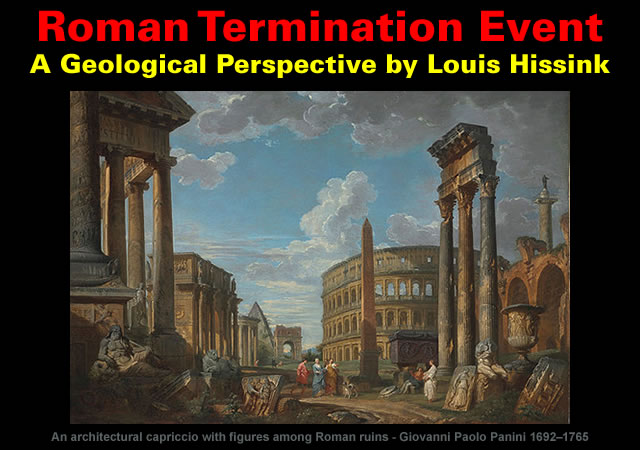 Louis Hissink - Roman Termination Event