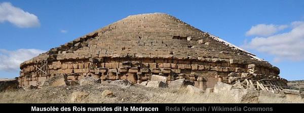 Mausolée des Rois numides dit le Medracen