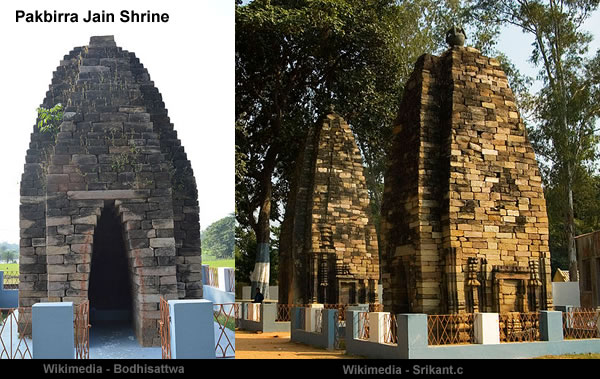 Pakbirra Jain Shrine