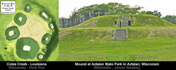 Platform mound