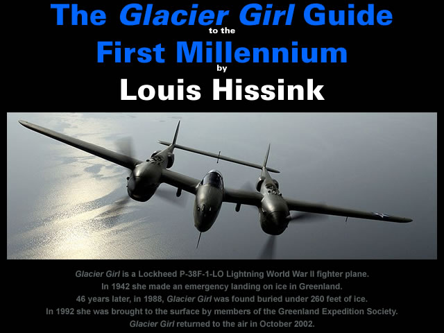 The Glacier Girl Guide